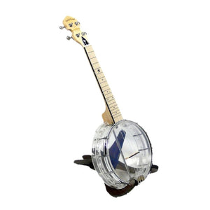 BANJOLELE CONCERT GEM DIAMOND GOLDEN TONE