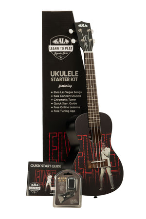 Ukulele Kala Learn To Play Elvis Viva Las Vegas Concert