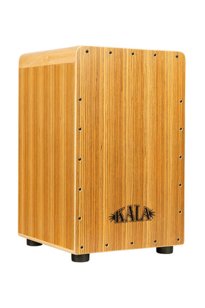 KALA ZEBRA percussion cajon