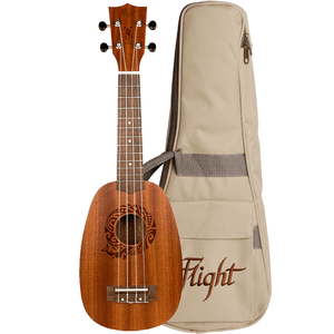 Flight Ukuleles, Accessories Ukulele Flight Soprano