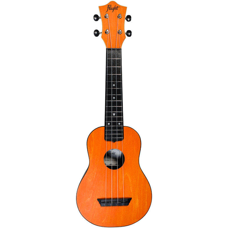 Flight Ukuleles Ukulele Flight TUS35 Orange