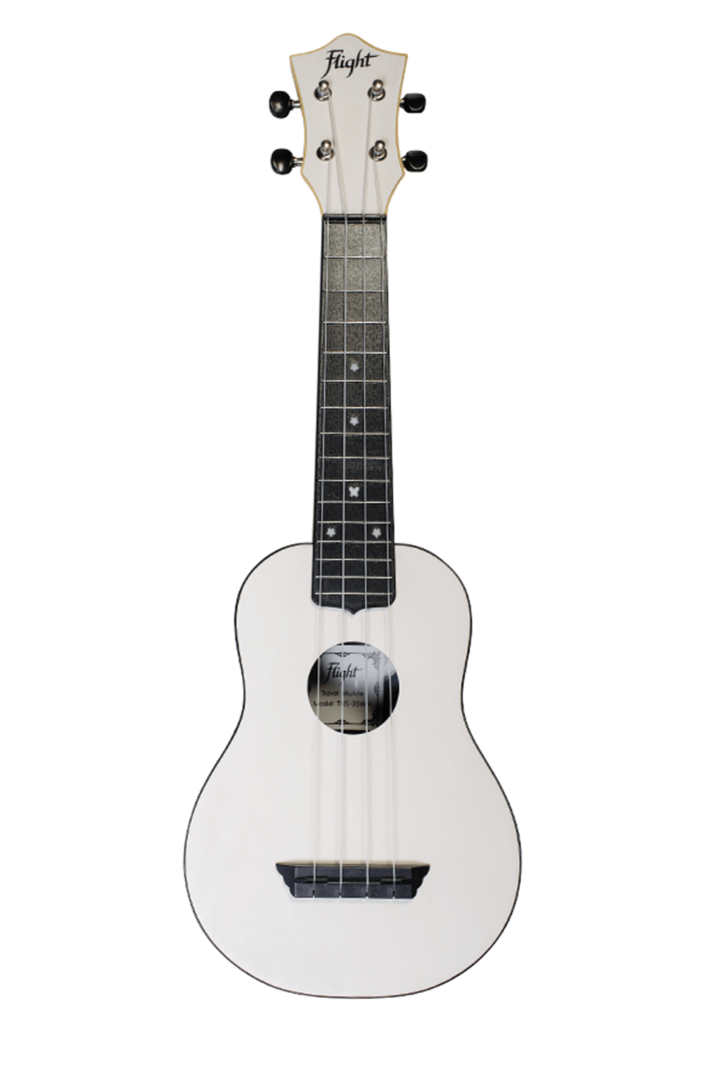 Flight Ukuleles Ukulele Flight TUS35 White