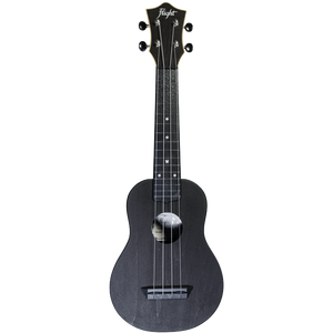 Flight Ukuleles Ukulele Soprano Flight TUS-35 PACK BLACK