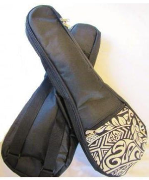 KALA Accessories, Ukuleles CONCERT CREAM TRIBAL CASE