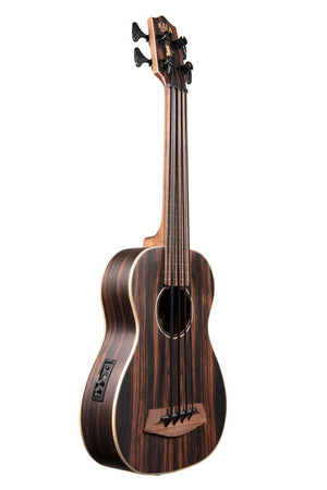 KALA Ukuleles, Basses Ubass Exotic Mahogany Ebony c Cover