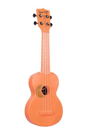 KALA Ukuleles Ukulele Waterman Orange Transparent