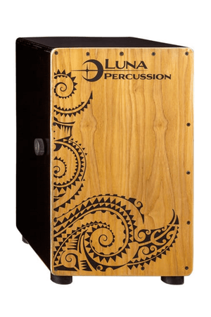 LUNA percussion Default Black Moon Drawer with Cover
