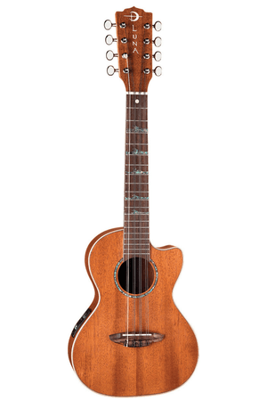 LUNA Ukuleles Ukulele Tenor 8 Strings