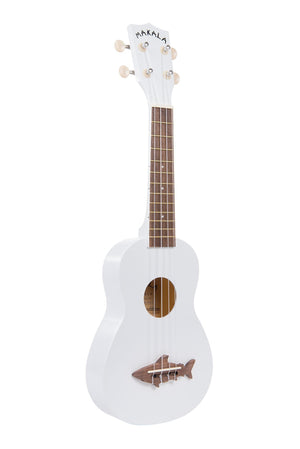 MAKALA Ukuleles Default Shark White Shocked