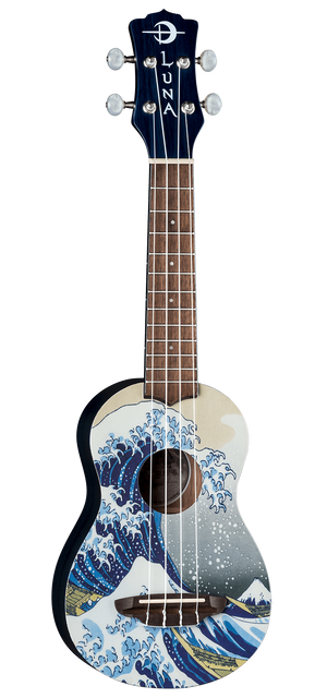 Ukuleleria.com Great Wave Soprano