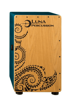 Ukuleleria.com percussion Drawer Blue Moon Detachable