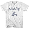 Anaheim City Tricycle Adult Cotton T-shirt by Ultras