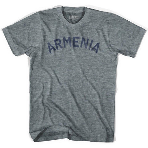 Armenia Vintage City Womens Tri-Blend T-shirt