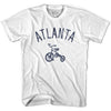 Atlanta City Tricycle Adult Cotton T-shirt by Ultras