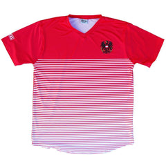Austria Rise Soccer Jersey in Red by Ultras