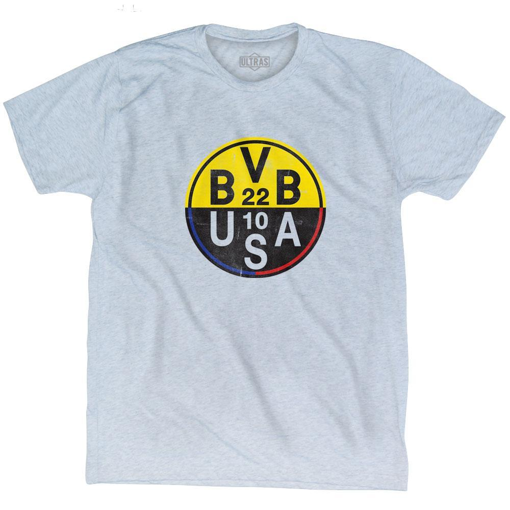 be5e95a36 Ultras Borussia USA Soccer T-shirt by Ultras – Mile End Sportswear
