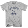 Las Cruces City Tricycle Adult Cotton T-shirt by Ultras