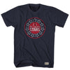 St. Louis Stars NASL Crest T-shirt in Navy by Ultras