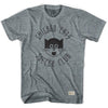 Chicago Cats Soccer T-shirt in Athletic Grey by Ultras