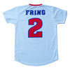 Los Pollos Hermanos Fring Soccer Jersey in White by Ultras