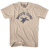 Mayotte Island Beach Sea Turtle Adult Cotton T-shirt by Ultras