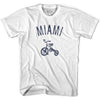 Miami City Tricycle Adult Cotton T-shirt by Ultras