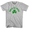 North Las Vegas City Shamrock Youth Cotton T-shirt by Ultras