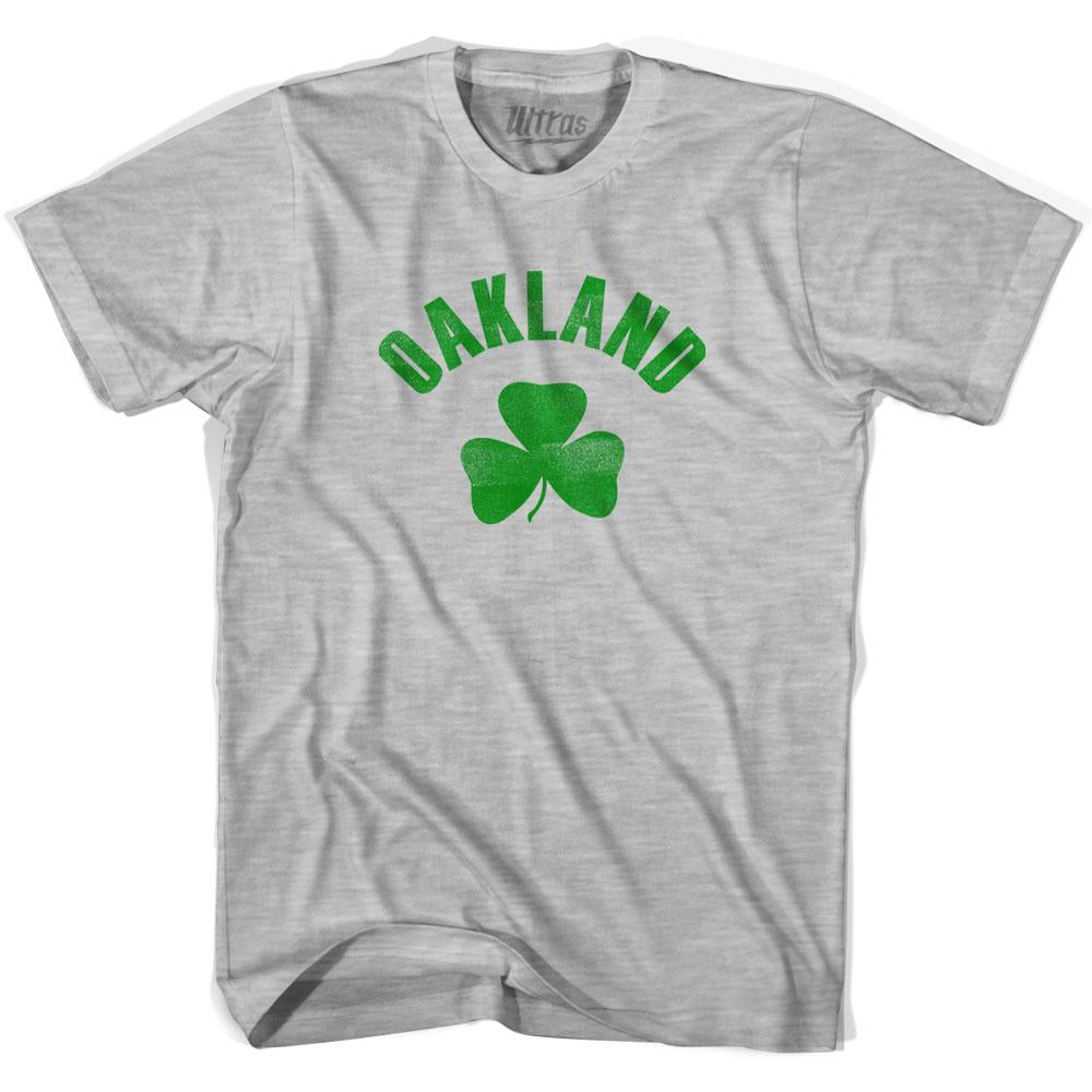 Oakland City Shamrock Youth Cotton T-shirt by Ultras