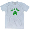 Palm Bay City Shamrock Tri-Blend T-shirt by Ultras