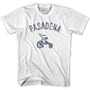 Pasadena City Tricycle Adult Cotton T-shirt by Ultras