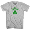 Peoria City Shamrock Womens Cotton T-shirt by Ultras