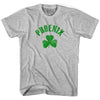 Phoenix City Shamrock Cotton T-shirt by Ultras