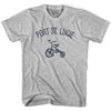 Port St. Lucie City Tricycle Adult Cotton T-shirt by Ultras