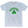Providence City Shamrock Tri-Blend T-shirt by Ultras