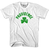 Providence City Shamrock Womens Cotton T-shirt by Ultras