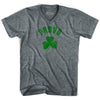 Provo City Shamrock Tri-Blend V-neck T-shirt by Ultras