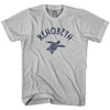 Rehobeth Beach Sea Turtle Adult Cotton T-shirt by Ultras