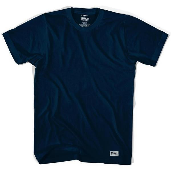 Ultras Blank Vintage T-shirt in Navy by Ultras