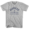 Acapulco Anchor Life on the Strand T-shirt in White by Life On the Strand