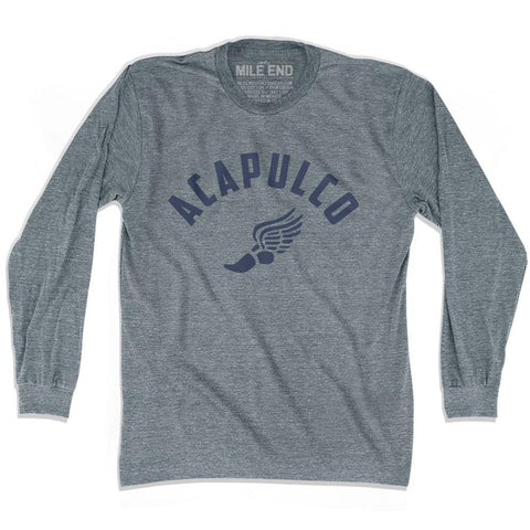 Acapulco Track Long Sleeve T-shirt