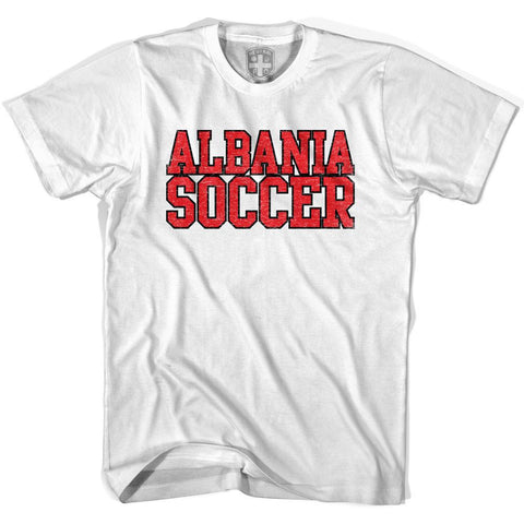 Albania Soccer Nations World Cup T-shirt