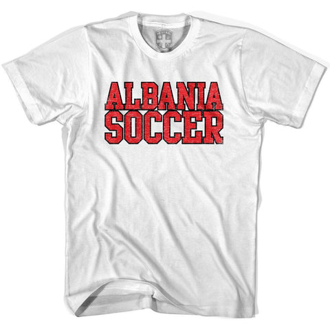 Albania Soccer Nations World Cup T-shirt-Adult