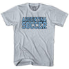 Argentina Soccer Nations World Cup T-shirt in White by Neutral FC