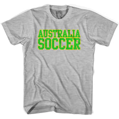 Australia Soccer Nations World Cup T-shirt in White by Neutral FC