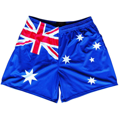 Australia Flag Rugby Shorts