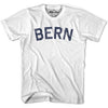 Bern City Vintage T-shirt in Grey Heather by Mile End Sportswear