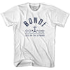 Bondi Anchor Life on the Strand T-shirt in White by Life On the Strand