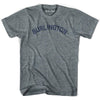 Burlington City T-shirt in Athletic Blue by Mile End Sportswear
