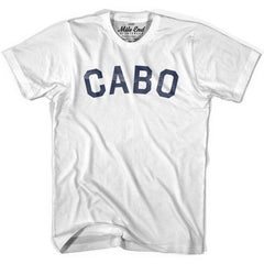 Cabo City Vintage T-shirt in Grey Heather by Mile End Sportswear