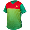 Cameroon Rise Soccer Jersey in Red by Ultras
